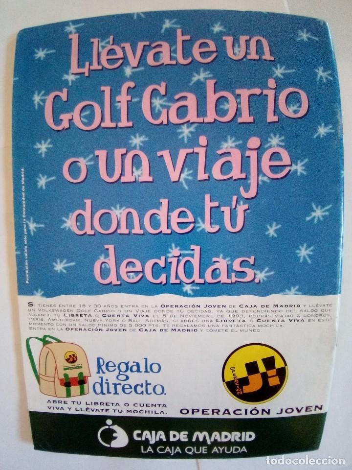 Juegos Antiguos: LOTE DE REVISTAS DOSDEDIEZ Nº 1 Y 2 - Foto 3 - 172363458