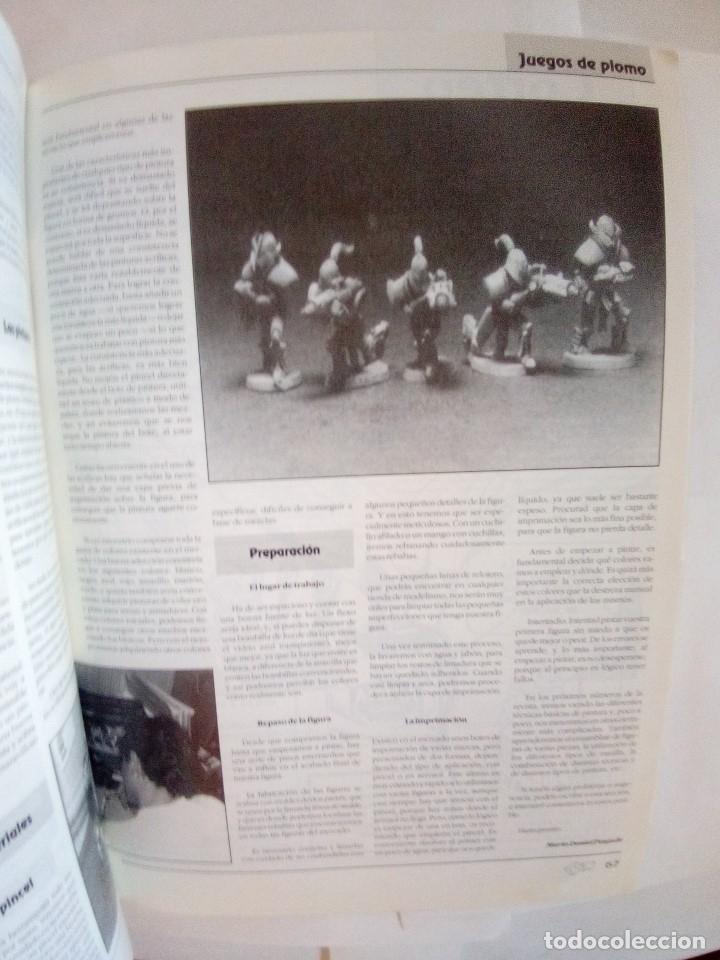Juegos Antiguos: LOTE DE REVISTAS DOSDEDIEZ Nº 1 Y 2 - Foto 4 - 172363458