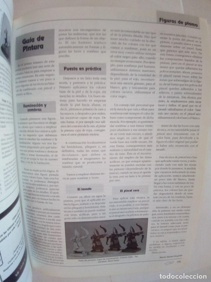 Juegos Antiguos: LOTE DE REVISTAS DOSDEDIEZ Nº 1 Y 2 - Foto 8 - 172363458