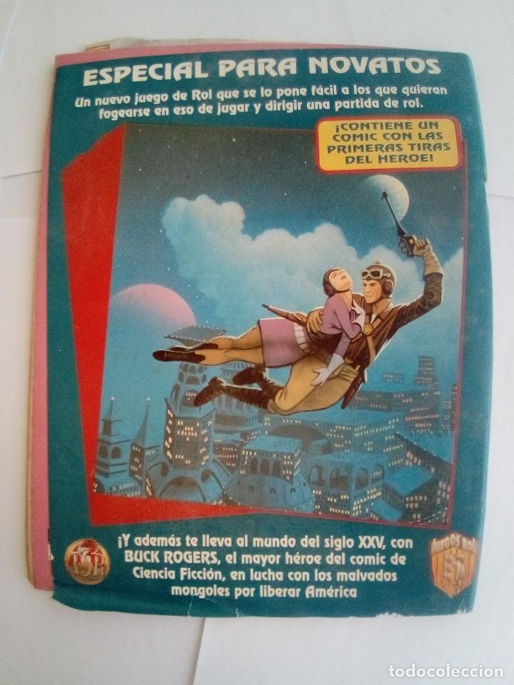 Juegos Antiguos: LOTE DE 5 REVISTA DE JUEGOS DE ROL VER FOTOS - Foto 3 - 172364934