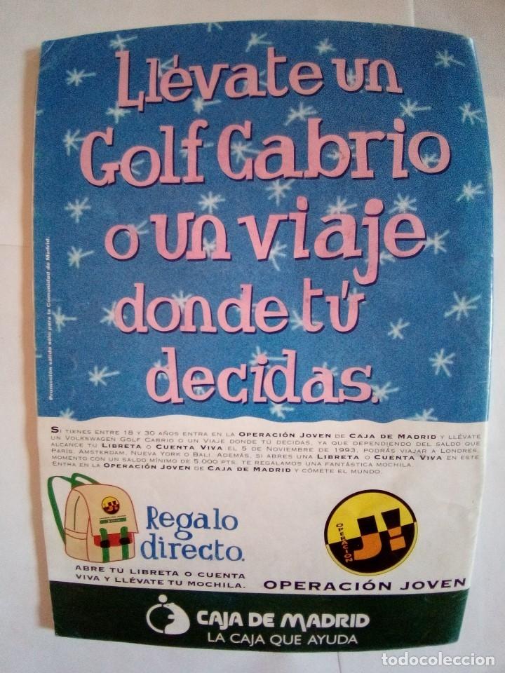 Juegos Antiguos: LOTE DE 5 REVISTA DE JUEGOS DE ROL VER FOTOS - Foto 7 - 172364934