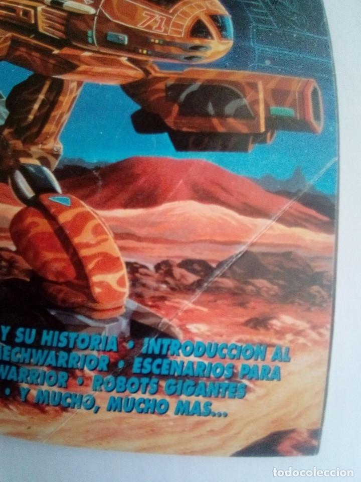 Juegos Antiguos: LOTE DE 3 GUIAS DE JUEGOS DE ROL VER FOTOS - Foto 6 - 172383675