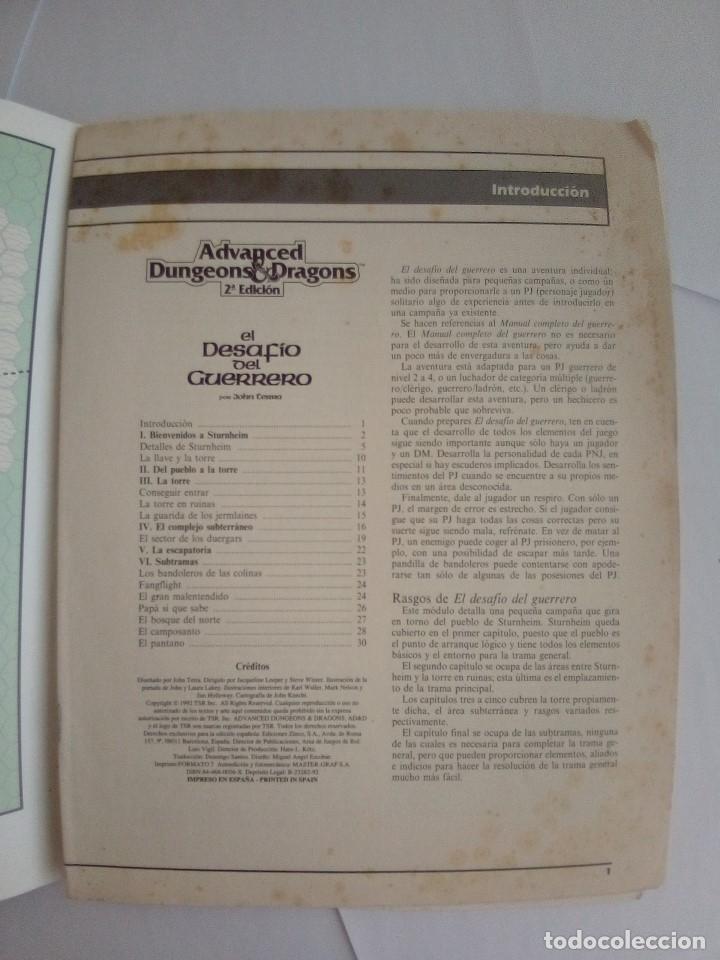 Juegos Antiguos: LOTE DE 3 GUIAS DE JUEGOS DE ROL VER FOTOS - Foto 8 - 172383675