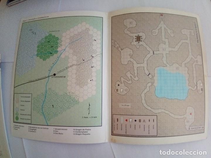 Juegos Antiguos: LOTE DE 3 GUIAS DE JUEGOS DE ROL VER FOTOS - Foto 10 - 172383675
