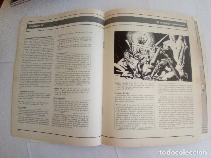 Juegos Antiguos: LOTE DE 3 GUIAS DE JUEGOS DE ROL VER FOTOS - Foto 11 - 172383675