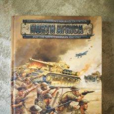 Juegos Antiguos: LIBRO DE REGLAS FLAMES OF WAR NORTH AFRICA . Lote 172385015