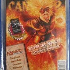 Jogos Antigos: REVISTA N°27 MAGIC CANTRIP ESPECIAL MAZOS. Lote 172473879