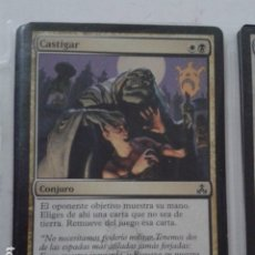 Juegos Antiguos: CASTIGAR. MAGIC THE GATHERING. MTG.. Lote 172573362