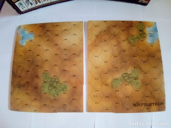 Juegos Antiguos: BATTLETECH-UN JUEGO DE GUERRA MECANIZADA-EDICION 1000-FASA-COMPLETO - Foto 24 - 172838428