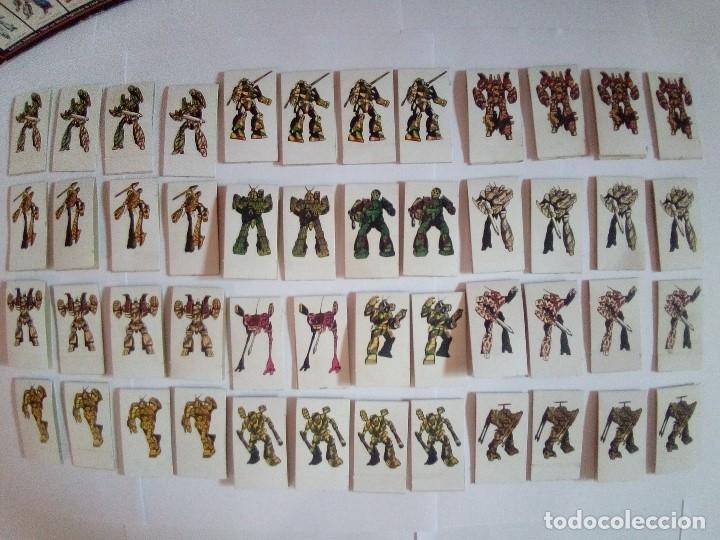 Juegos Antiguos: BATTLETECH-UN JUEGO DE GUERRA MECANIZADA-EDICION 1000-FASA-COMPLETO - Foto 26 - 172838428