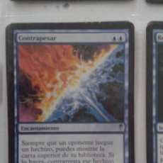 Juegos Antiguos: CONTRAPESAR. MAGIC THE GATHERING. MTG.. Lote 172887448