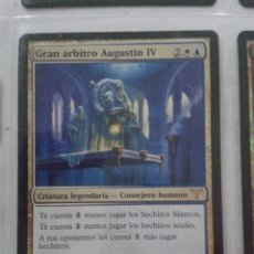Juegos Antiguos: GRAN ÁRBITRO AUGUSTIN IV. MAGIC THE GATHERING. MTG.. Lote 172904818