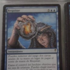 Juegos Antiguos: REQUISAR. MAGIC THE GATHERING. MTG.. Lote 172937222