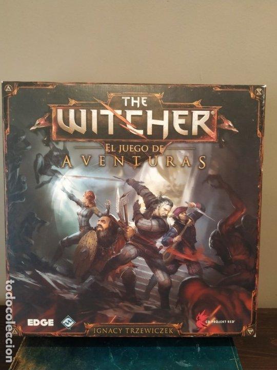 THE WITCHER - EL JUEGO DE AVENTURAS - EDGE - (Juguetes - Rol y Estrategia - Juegos de Rol)