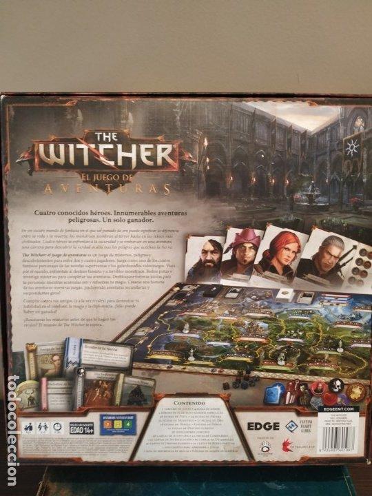 Juegos Antiguos: THE WITCHER - EL JUEGO DE AVENTURAS - EDGE - - Foto 2 - 172946793