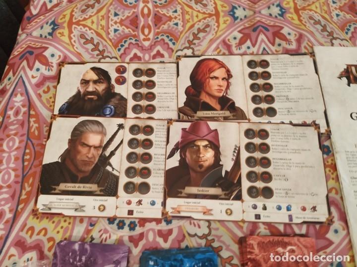 Juegos Antiguos: THE WITCHER - EL JUEGO DE AVENTURAS - EDGE - - Foto 6 - 172946793