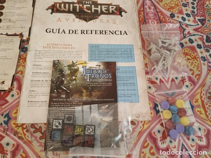Juegos Antiguos: THE WITCHER - EL JUEGO DE AVENTURAS - EDGE - - Foto 7 - 172946793