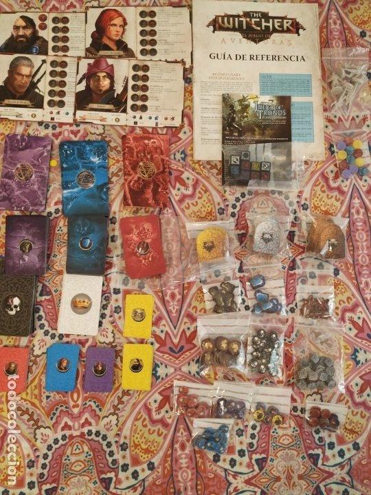 Juegos Antiguos: THE WITCHER - EL JUEGO DE AVENTURAS - EDGE - - Foto 10 - 172946793