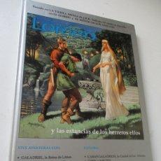 Juegos Antiguos: LÓRÍEN Y LAS ESTANCIAS DE LOS HERREROS ELFOS-(LIBRO) EDICIÓN EN CASTELLANO: MAYO 1990. Lote 172988618