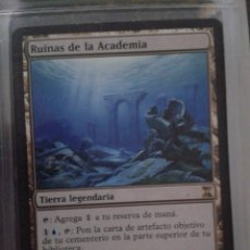 Juegos Antiguos: RUINAS DE LA ACADEMIA. MAGIC THE GATHERING. MTG.. Lote 173093433
