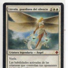 Juegos Antiguos: LINVALA, GUARDIANA DEL SILENCIO , MAGIC THE GATHERING. Lote 173120538
