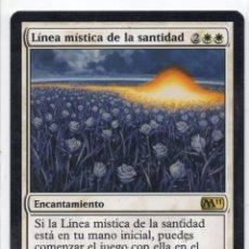 Juegos Antiguos: LÍNEA MÍSTICA DE LA SANTIDAD , MAGIC THE GATHERING. Lote 173132122