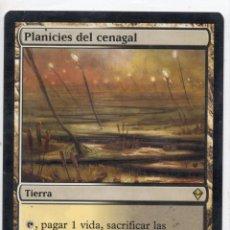 Juegos Antiguos: PLANICIES DEL CENAGAL , EN CASTELLANO MAGIC THE GATHERING. Lote 173143817