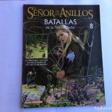 Juegos Antiguos: EL SEÑOR DE LOS ANILLOS BATALLAS DE LA TIERRA MEDIA Nº 8. Lote 173148524