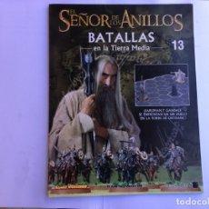 Juegos Antiguos: EL SEÑOR DE LOS ANILLOS BATALLAS DE LA TIERRA MEDIA Nº 13. Lote 173148814