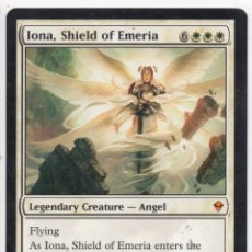 Juegos Antiguos: IONA, SHIELD OF EMERIA , MAGIC THE GATHERING. Lote 173167114