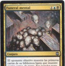 Juegos Antiguos: FUNERAL MENTAL , MAGIC THE GATHERING. Lote 173354733