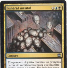 Juegos Antiguos: FUNERAL MENTAL , MAGIC THE GATHERING. Lote 173354739