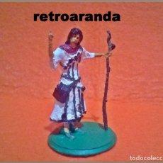 Juegos Antiguos: PERSONAJE PARA JUEGO DE ROL,DIORAMAS.... *BRUJO CELTA* - NUEVO.. Lote 173355853