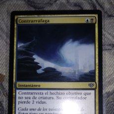 Juegos Antiguos: CONTRARRÁFAGA , MAGIC THE GATHERING. Lote 173406729