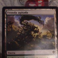 Juegos Antiguos: FRONDA AGITADA , MAGIC THE GATHERING. Lote 173416780