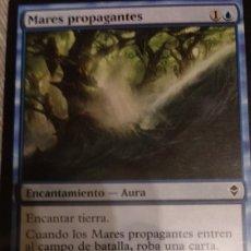 Juegos Antiguos: MARES PROPAGANTES , MAGIC THE GATHERING. Lote 173421937