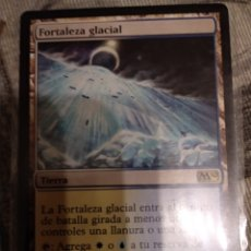 Juegos Antiguos: FORTALEZA GLACIAL M10 , MAGIC THE GATHERING. Lote 173422385