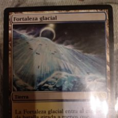 Juegos Antiguos: FORTALEZA GLACIAL M10 , MAGIC THE GATHERING. Lote 173422399
