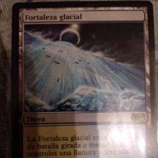 Juegos Antiguos: FORTALEZA GLACIAL M10 , MAGIC THE GATHERING. Lote 173422414