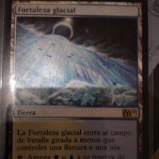Juegos Antiguos: FORTALEZA GLACIAL M10 , MAGIC THE GATHERING. Lote 173422435