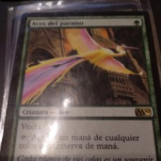 Juegos Antiguos: AVES DEL PARAÍSO , MAGIC THE GATHERING. Lote 173423212