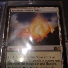 Juegos Antiguos: ARBOLEDA PÉTALO SOLAR ,M11 MAGIC THE GATHERING. Lote 173423842