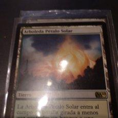 Juegos Antiguos: ARBOLEDA PÉTALO SOLAR ,M10 MAGIC THE GATHERING. Lote 173423980