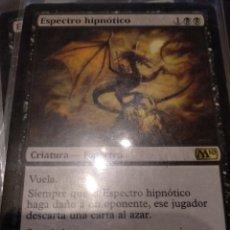 Juegos Antiguos: ESPECTRO HIPNÓTICO ,M10 MAGIC THE GATHERING. Lote 173425057