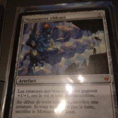 Juegos Antiguos: MONUMENT ELDRAZI , EN FRANCES MAGIC THE GATHERING. Lote 173425427