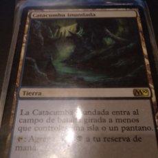 Juegos Antiguos: CATACUMBA INUNDADA , MAGIC THE GATHERING. Lote 173427753
