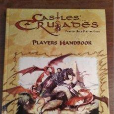 Juegos Antiguos: DUNGEONS AND DRAGONS CASTLES AND CRUSADES - PLAYER`S HANDBOOK - LIBRO DE REGLAS BÁSICO. Lote 173460978