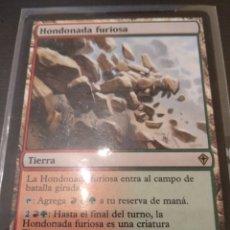 Juegos Antiguos: HONDONADA FURIOSA , MAGIC THE GATHERING. Lote 173492350