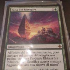 Juegos Antiguos: ZONA DEL RISVEGLIO , MAGIC THE GATHERING. Lote 173494912