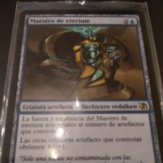 Juegos Antiguos: MAESTRO DE ETERIUM , MAGIC THE GATHERING. Lote 173496215
